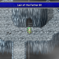 Lair of the Father (PSP).