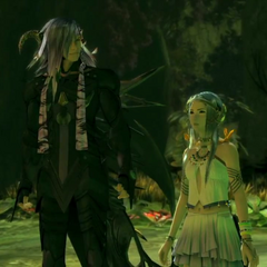 Yeul and Caius in the Sunleth Waterscape 300 AF.