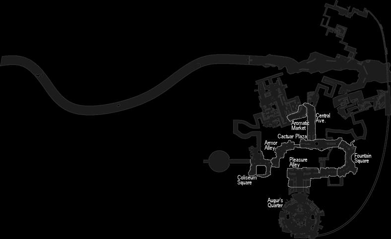 LRFFXIII Yusnaan Map