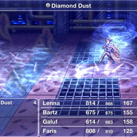 Diamond Dust.