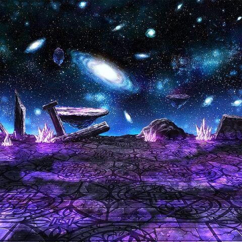 Farplane Vortex battle background.