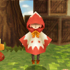 Shirma's first appearance in <i>Chocobo Tales 2</i>.