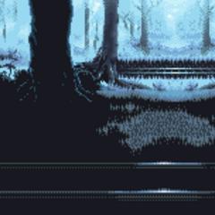 Battle background (Boss fight) (GBA).
