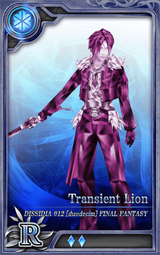 D012 Transient Lion R I Artniks