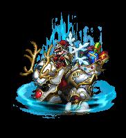 FFBE 8016 White Knight Noel