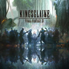 Concept art of the invasion for <i>Kingsglaive: Final Fantasy XV</i>.
