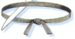 FFVI Black Belt Artwork
