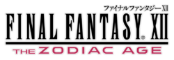 Final Fantasy XII The Zodiac Age.