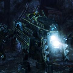 Hope controls a Dreadnought.