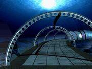 Underwater Reactor Tunnel