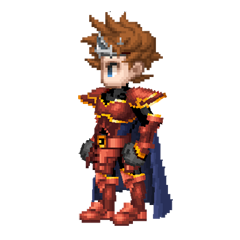 Morrow's Knight costume from <i><a href=