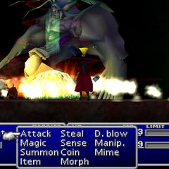 Sephiroth Shock.