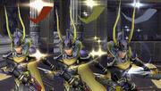 D012 - Warrior of Light Fangs