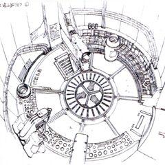 D-District Prison Floor 15.