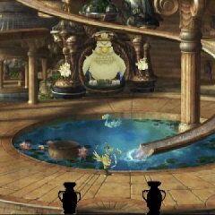 Inside Chocobo's Paradise.