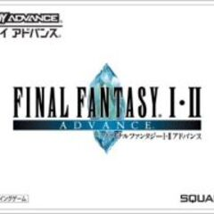 <i>Final Fantasy I &amp; II Advance</i><br />Game Boy Advance<br />Japan, 2004.