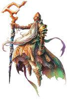 Изображение Раму в Final Fantasy Tactics Advance.