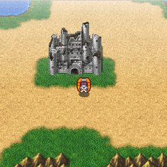 Damcyan Castle on the world map in <i><a href=