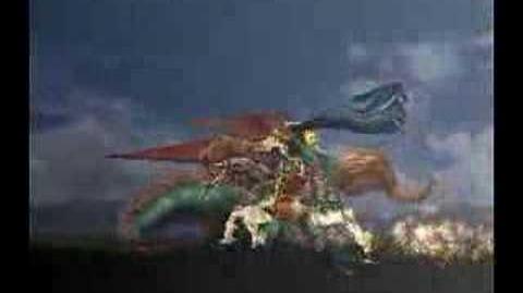 Final Fantasy 9 Eidolons - Odin