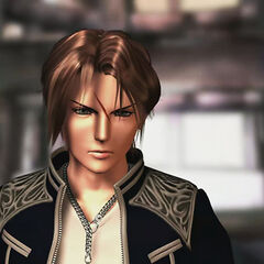 Squall's Garden uniform in FMV.