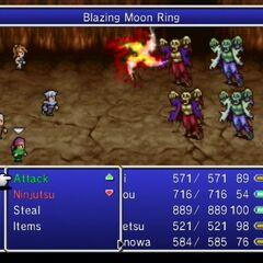 Blazing Moon Ring.