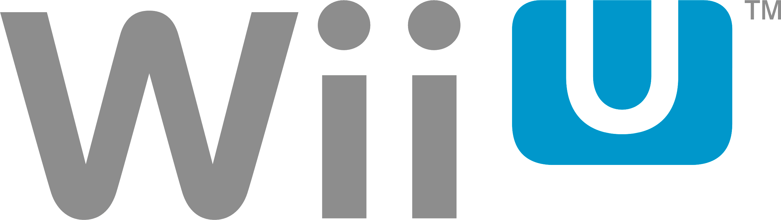 Logo do Wii U.