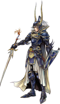 Воин (Final Fantasy)/Dissidia