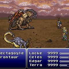 Vector Chimera, Primeval Dragon