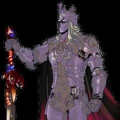 Gram, a Dark Knight from <i><a href=