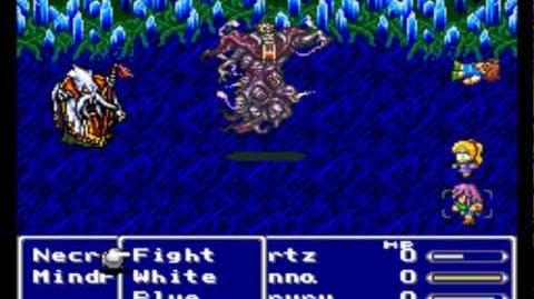 Final Fantasy V - Hidden Zombie Bug
