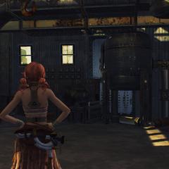 Desolate Mill.