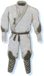 FFVI Ninja Gear Artwork