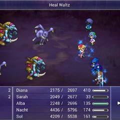 Heal Waltz.