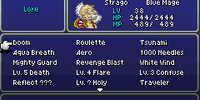 Lore (Final Fantasy VI)