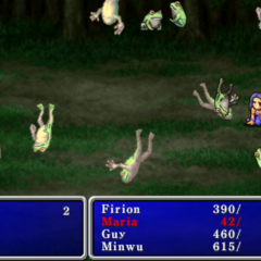 Toad cast on the enemy party in <i><a href=