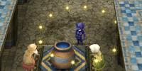 Healing pot