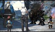 Capturing Magitek Armor