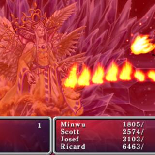 Blaze XVI.