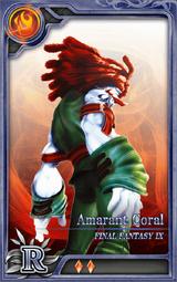 FF9 Amarant Coral R F Artniks