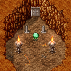 Sealed Cave (PSP).