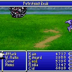 Petrifying Beak