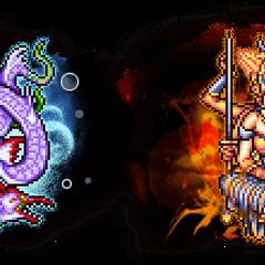 Ultimate+ Asura & Leviathan.