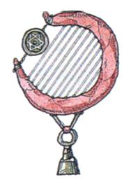 Lamia Harp FFIII Art
