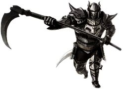 XI Dark Knight Artwork