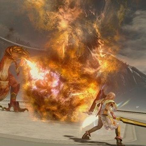 Blaze Burst.