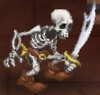FFLTnS Skeleton