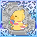 FFAB Seaside Baby Chocobo SSR