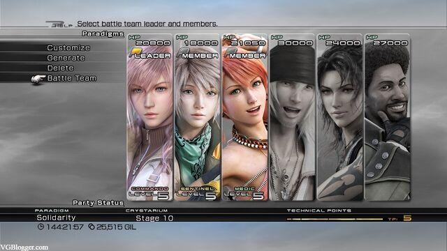 File:FFXIII Battle Party.jpg