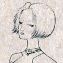 Princess Garnet Sketch.