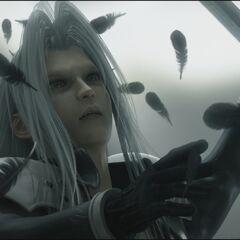 Sephiroth in <i>Advent Children Complete</i>.
